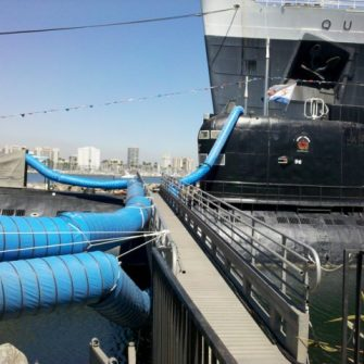 cooling_the_submarine_at_the_queen_mary